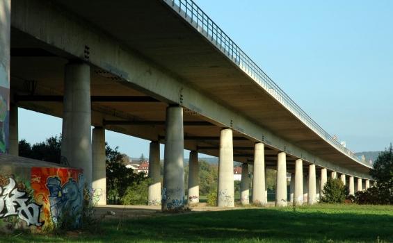 Neckartalbrücke Heilbronn (A6)