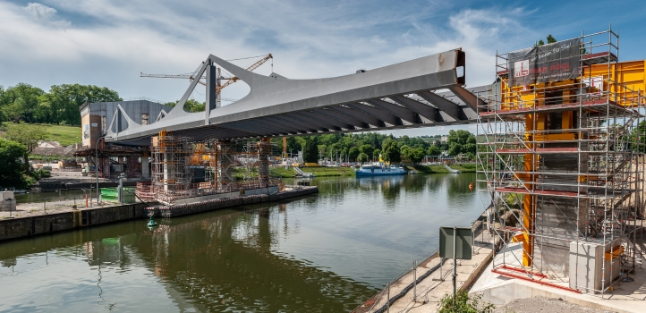 Bad Cannstatt Rail Bridge