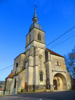 Église Saint-Nicolas de Neufchâteau