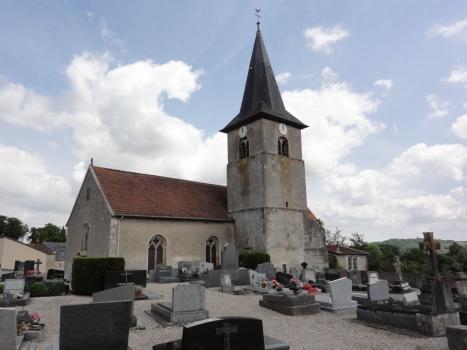 Église Saint-Pierre de Neuviller-sur-Moselle
