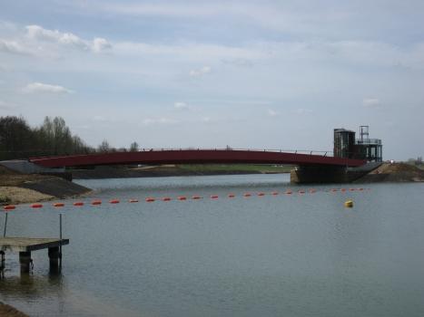Dorney Lake Start Bridge