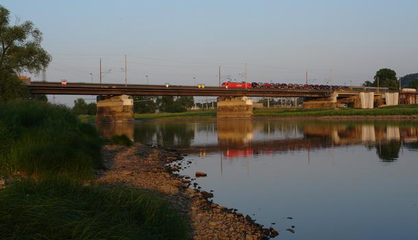 Eisenbahnbrücke Niederwartha