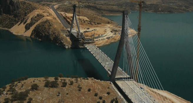 Nissibi Euphrates Bridge