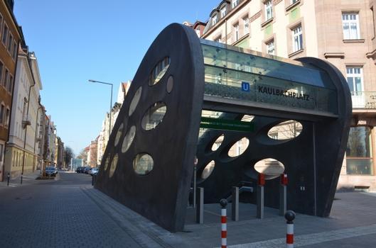 U-Bahnhof Kaulbachplatz
