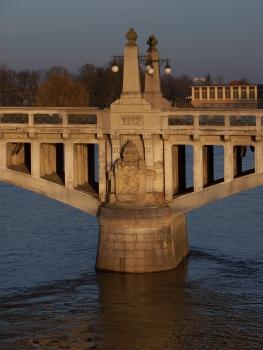 Elbebrücke Nymburk