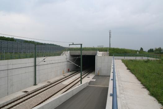Tunnel Offenbau