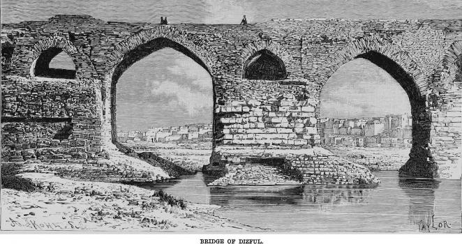 Old Dezful Bridge