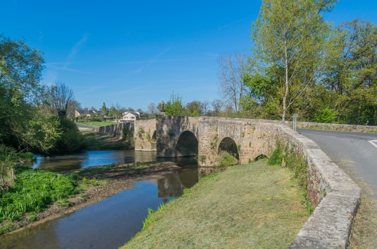 Aveyronbrücke Montrozier