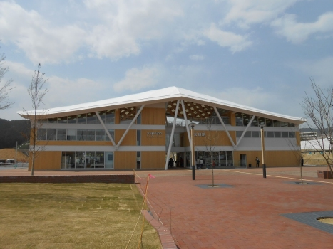 Gare d'Onagawa