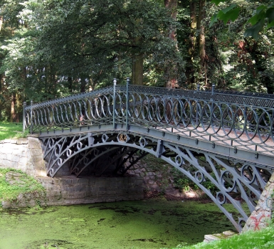 Pont du parc d'Opatówek