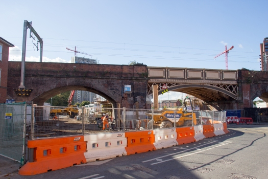 Castlefield (MSJ&AR) Viaduct