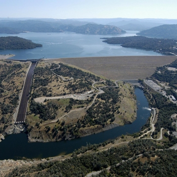Barrage d'Oroville