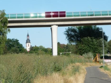 Eckbachtalbrücke Kirchheim