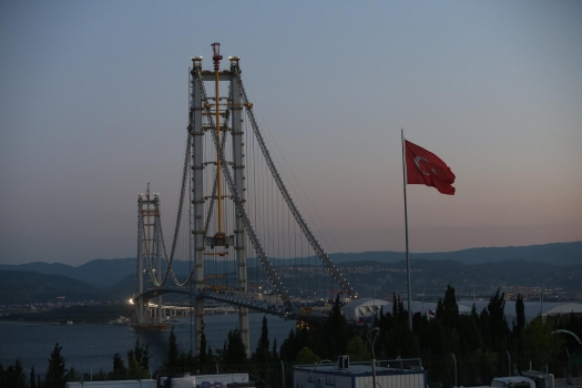 Osman Gazi Bridge