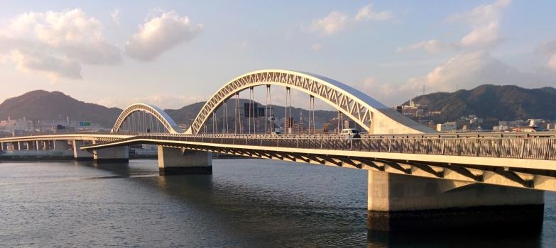 Otagawa-Brücke