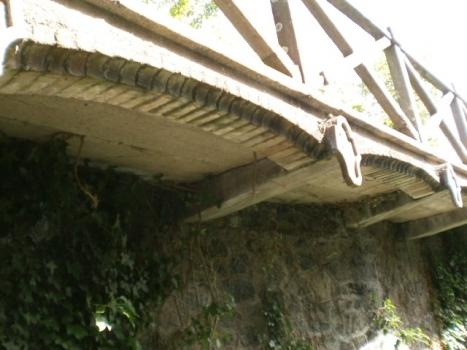 Eisenbahnviadukt Les Ponts-Neufs