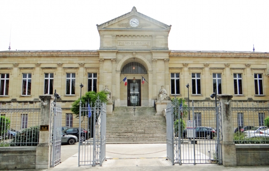 Agen Palace of Justice