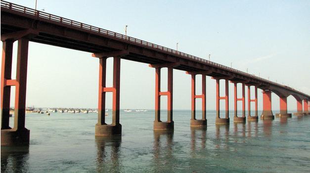 Pamban Bridge at Rameshwaram