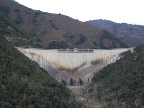 Susqueda Dam