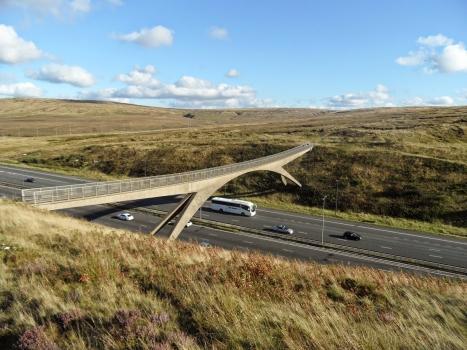Pennine Way Footbridge