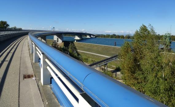 Pierre-Pflimlin Bridge