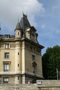 Palace of Justice, Paris