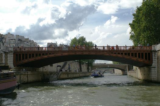 Pont-au-Double, Paris