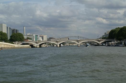 Austerlitz-Brücke, Paris
