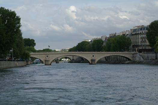 Pont Louis-Philippe, Paris.
