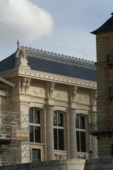 Justizpalast, Paris