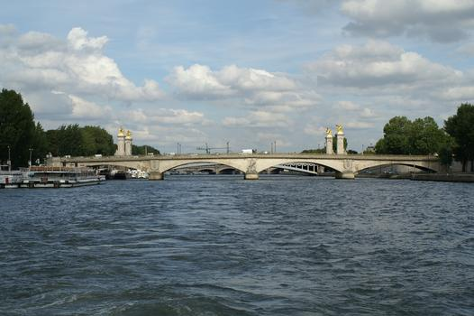 Pont des Invalides, Paris