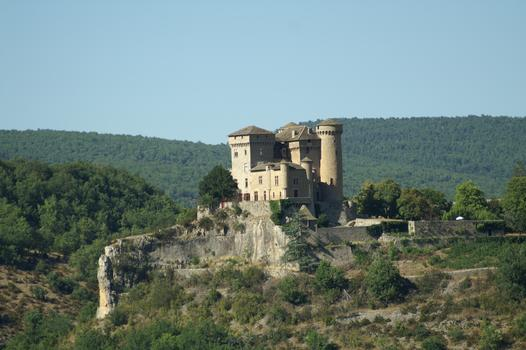 Burg Cabrières bei Verrières
