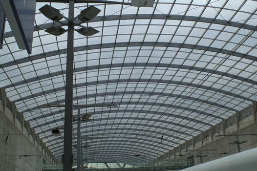 Cologne/Bonn Airport Railroad Station