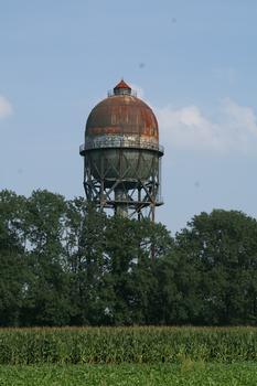 Lanstrop Water Tower, Dortmund