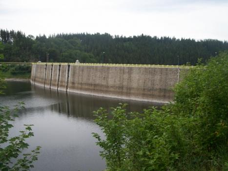 Barrage de Pilchowice