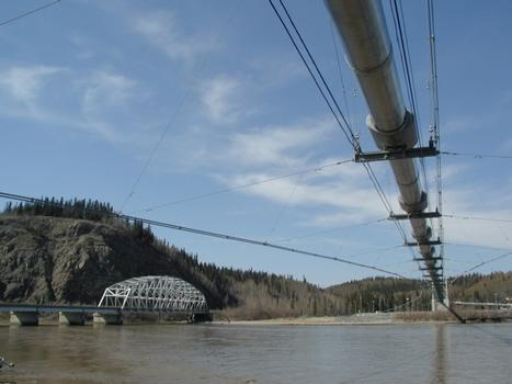 Tanana Pipeline Bridge