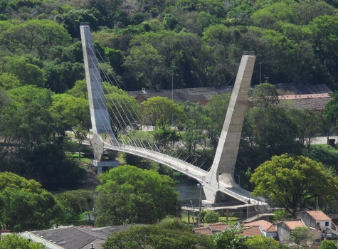 Piracicaba Footbridge