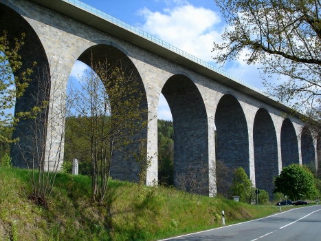 White Elster Valley Bridge