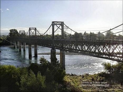 Pitrufque Railroad Bridge