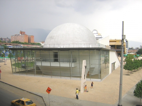 Planétarium de Medellín