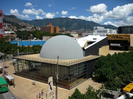 Medellín Planetarium