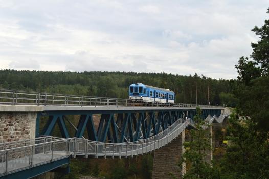 Viaduc ferroviaire de Pňovany