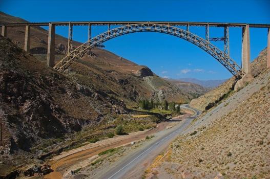 Pont de la vallée du Ghotour