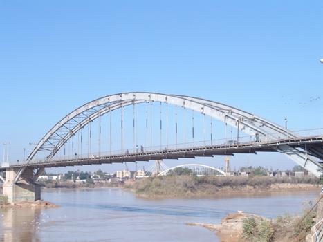 Sefid-Brücke