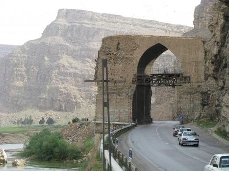 Dokhtar Bridge