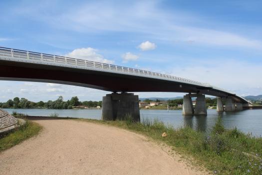 Nouveau pont d'Arciat