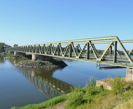 Loirebrücke Saint-Mathurin-sur-Loire