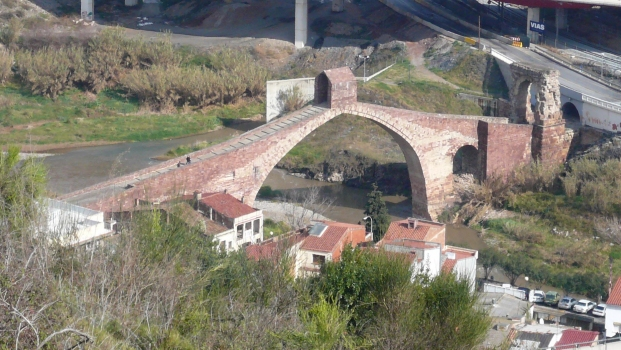 Teufelsbrücke Martorell