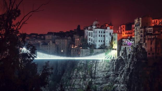 Mellah-Slimane Footbridge