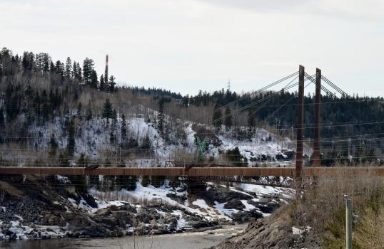 Kénogami-Brücke